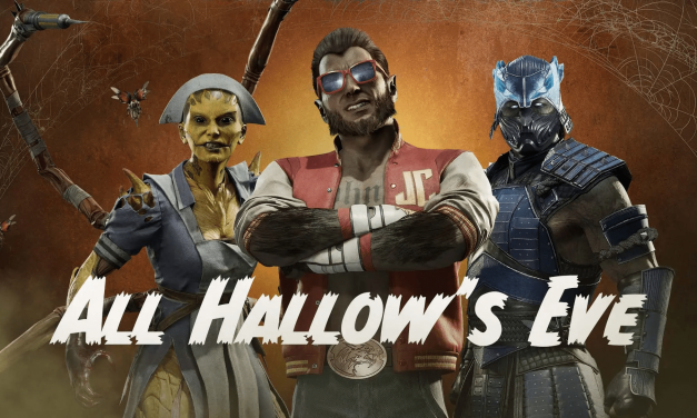 Halloween Themed Skins Now Available For Mortal Kombat 11 Aftermath