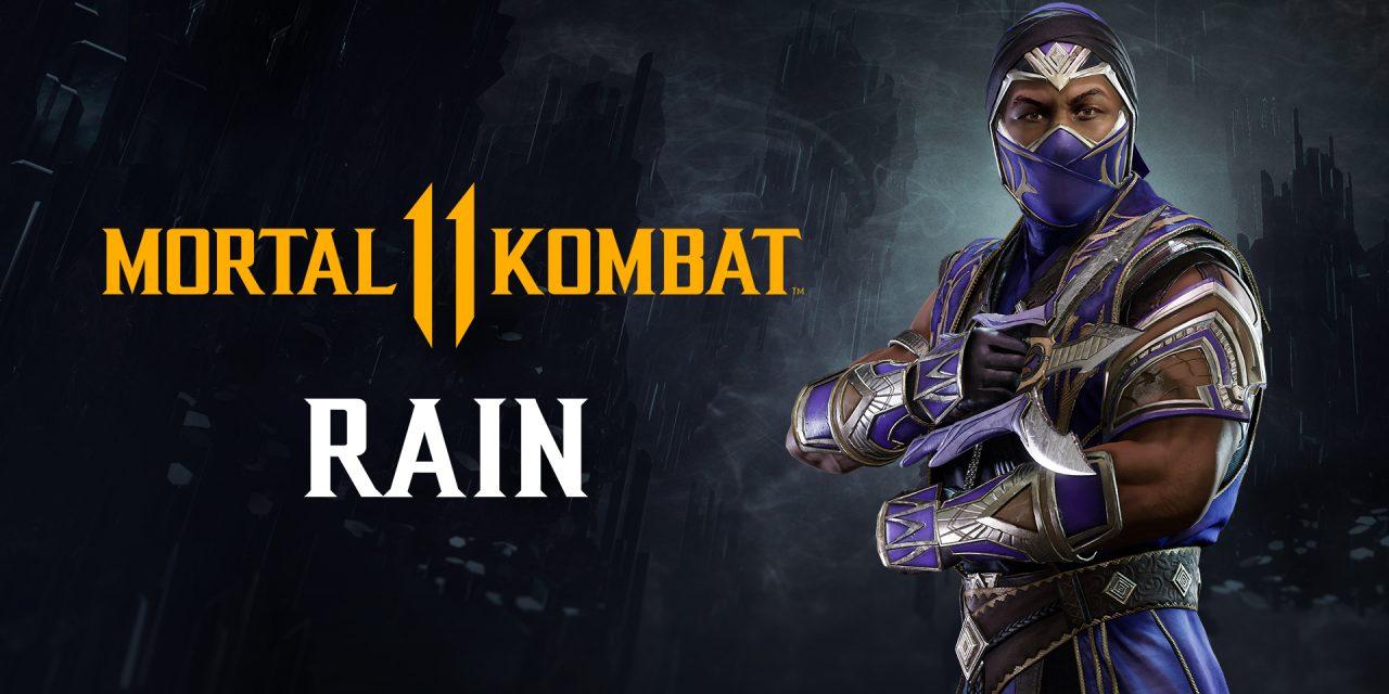 Mortal Kombat 11 Ultimate Rain Gameplay