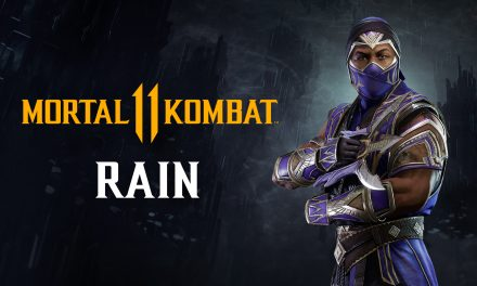 Mortal Kombat 11 Ultimate Rain Gameplay