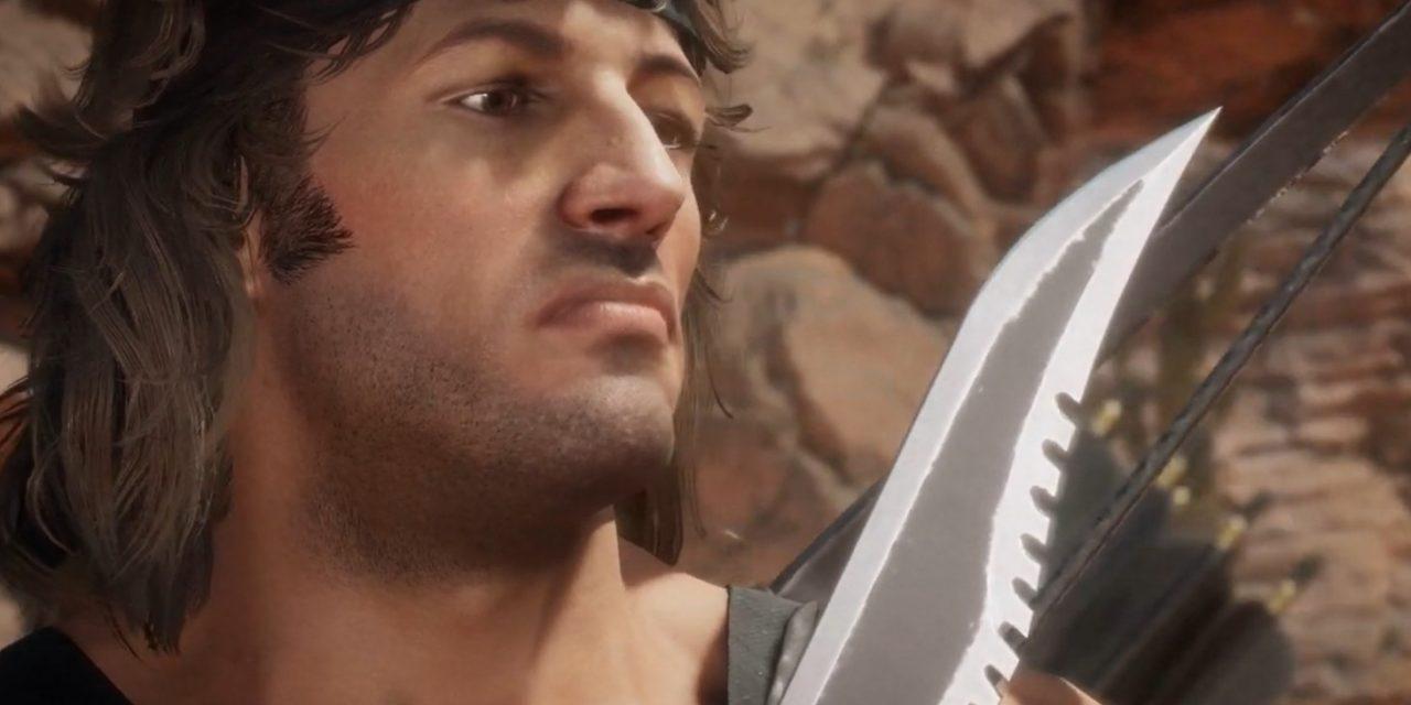 Mortal Kombat 11 Ultimate Rambo Gameplay Trailer