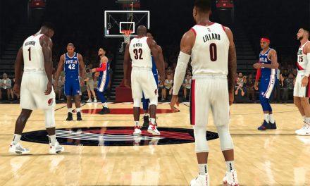 NBA 2K21's First NExt-Gen Courtside Report
