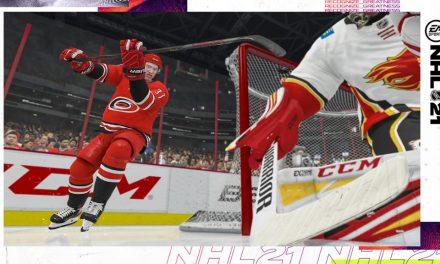 NHL 21 Adds New Hut Rush Mode