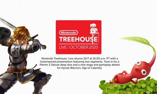 A Brand New Nintendo Treehouse Live Tonight!