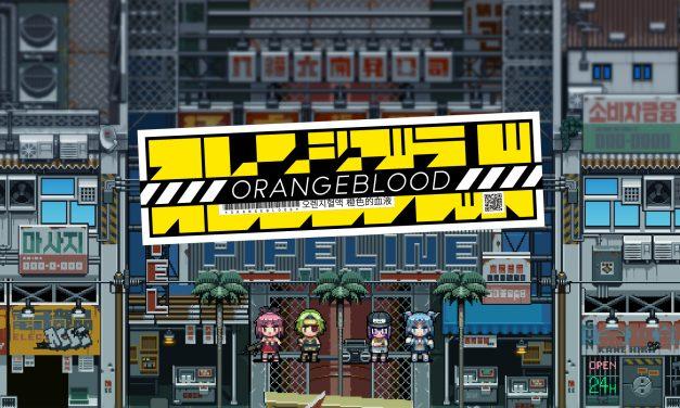 Review: Orangeblood