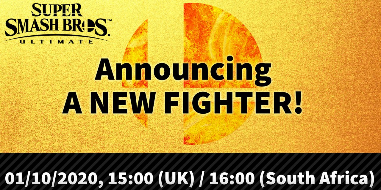 The 7th Fighter For Super Smash Bros. Ultimate Will Be Announced Today!