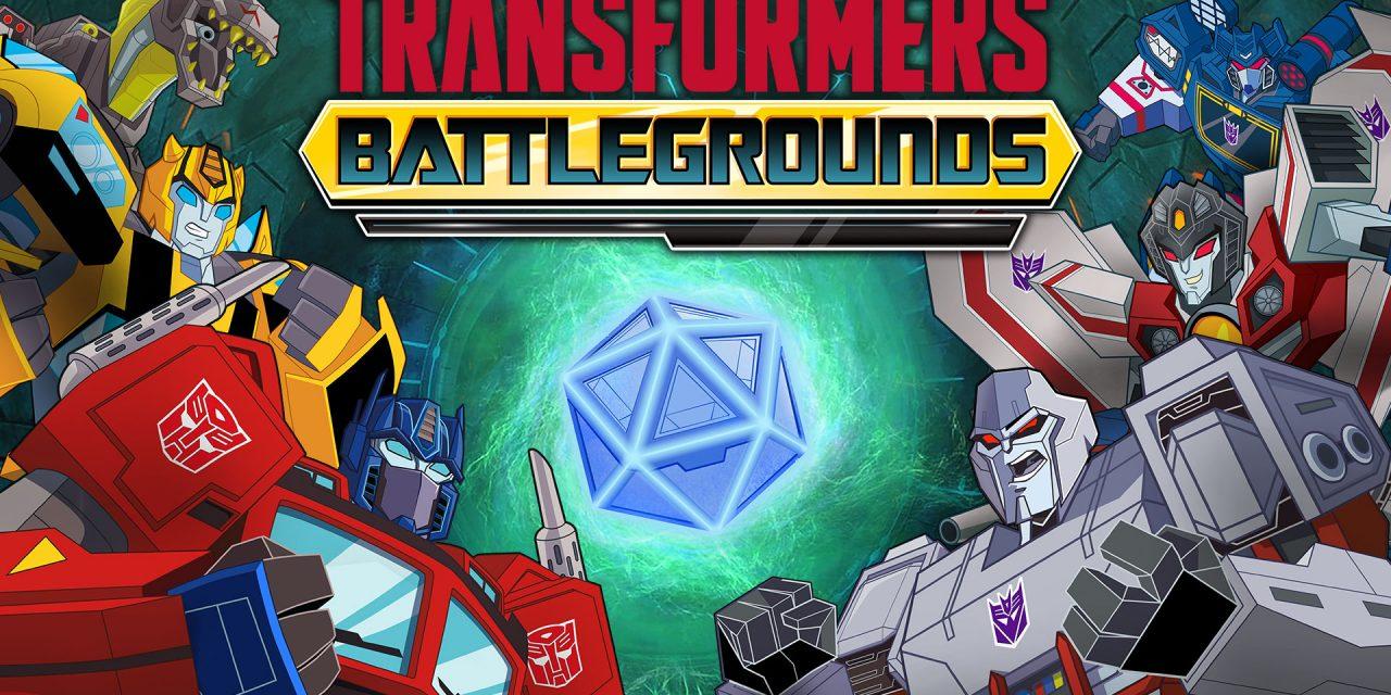 Review: Transformers: Battlegrounds