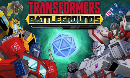Review: Transformers: Battlegrounds