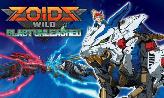 Review: Zoids Wild: Blast Unleashed