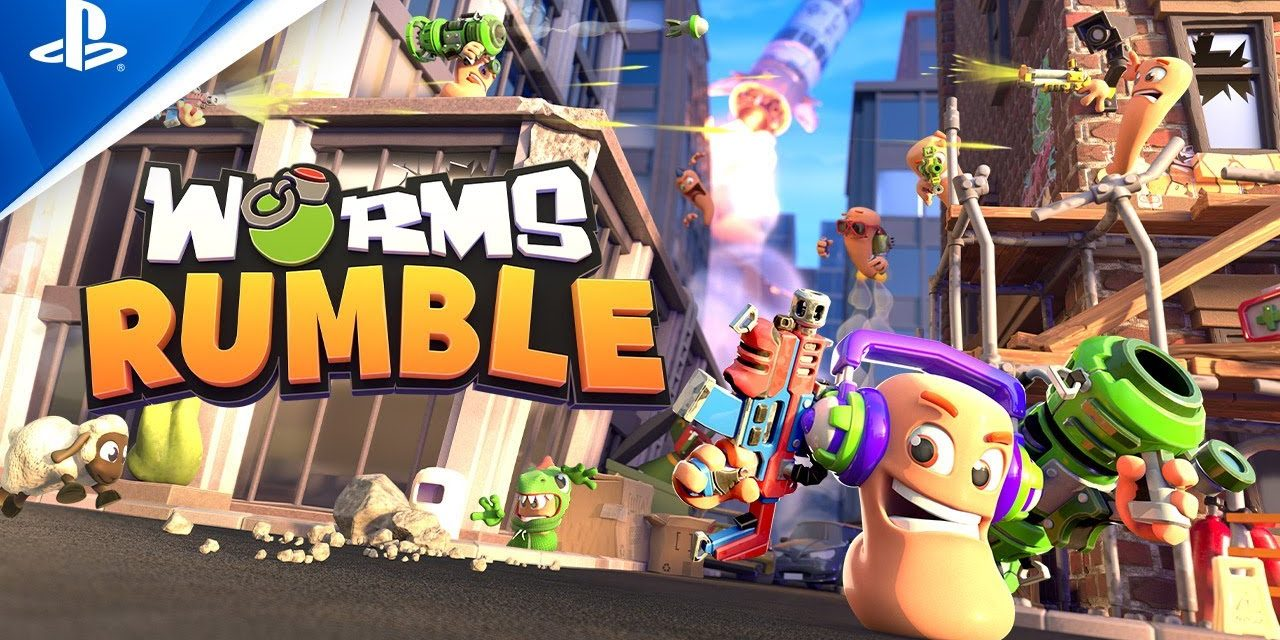 Worms Rumble Coming This Week As Part Of PS+
