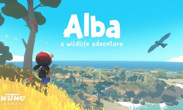 First Alba: A Wildlife Adventure Gameplay Trailer
