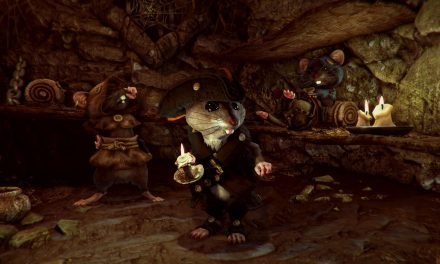 Ghost of a Tale Is Next In Line For The Physical Treatment From Super Rare Games