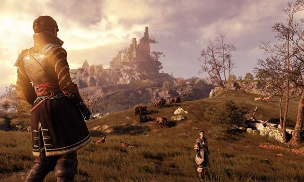 GreedFall Announced For PS5 and Xbox Series S/X