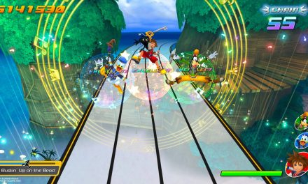 Kingdom Hearts Melody of Memory Out Now