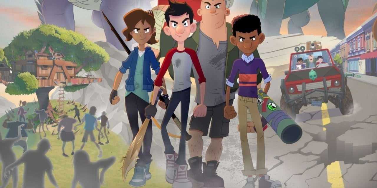 The Last Kids on Earth and the Staff of Doom Announced For Spring 2021