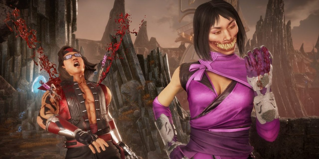 Mortal Kombat 11 Ultimate Mileena Gameplay Trailer