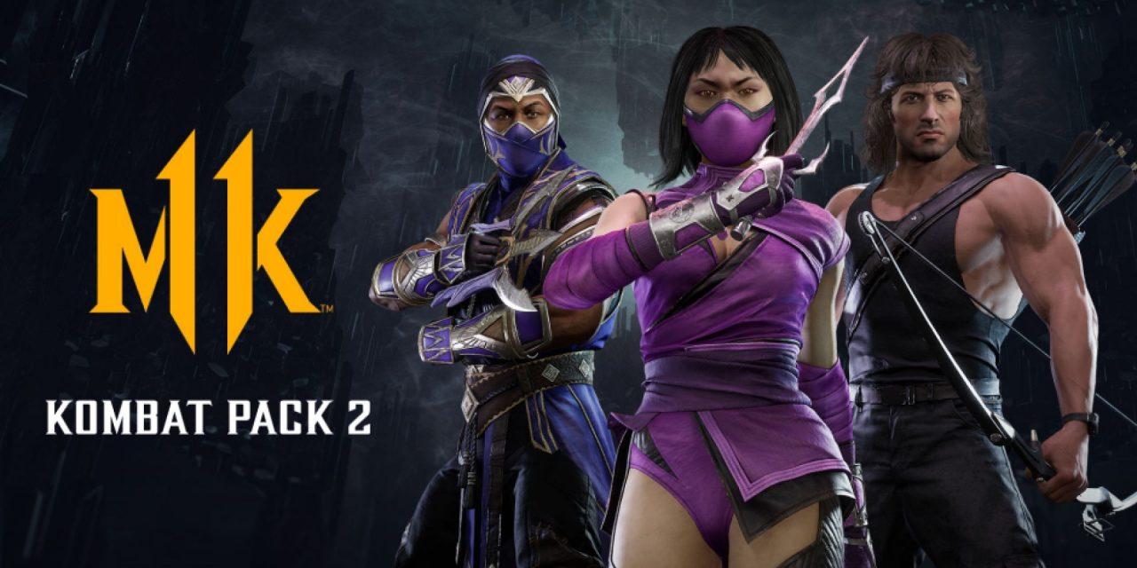 New Mortal Kombat 11 Ultimate Trailer
