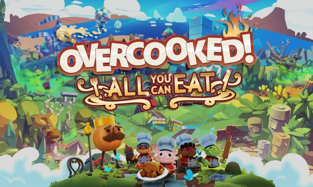 Overcooked! All You can Eat Is Now Available For Next-Gen