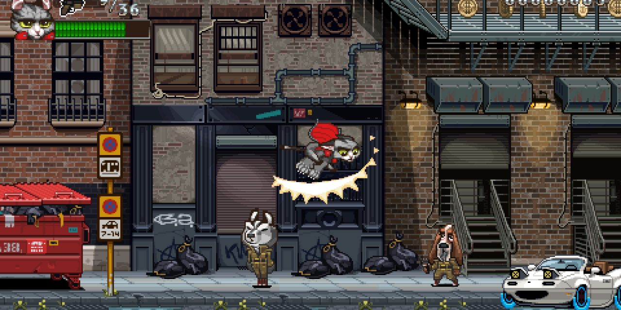 Super Catboy Announced For MAC And PC