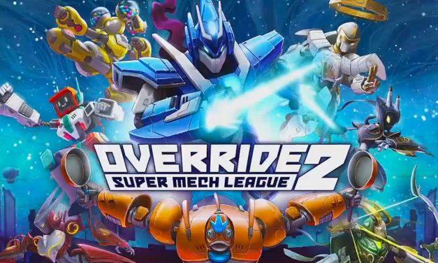 New Override 2: Super Mech League Trailer Showcases Career Mode
