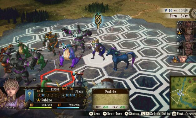 Brigandine: The Legend of Runersia Out Now For PS4
