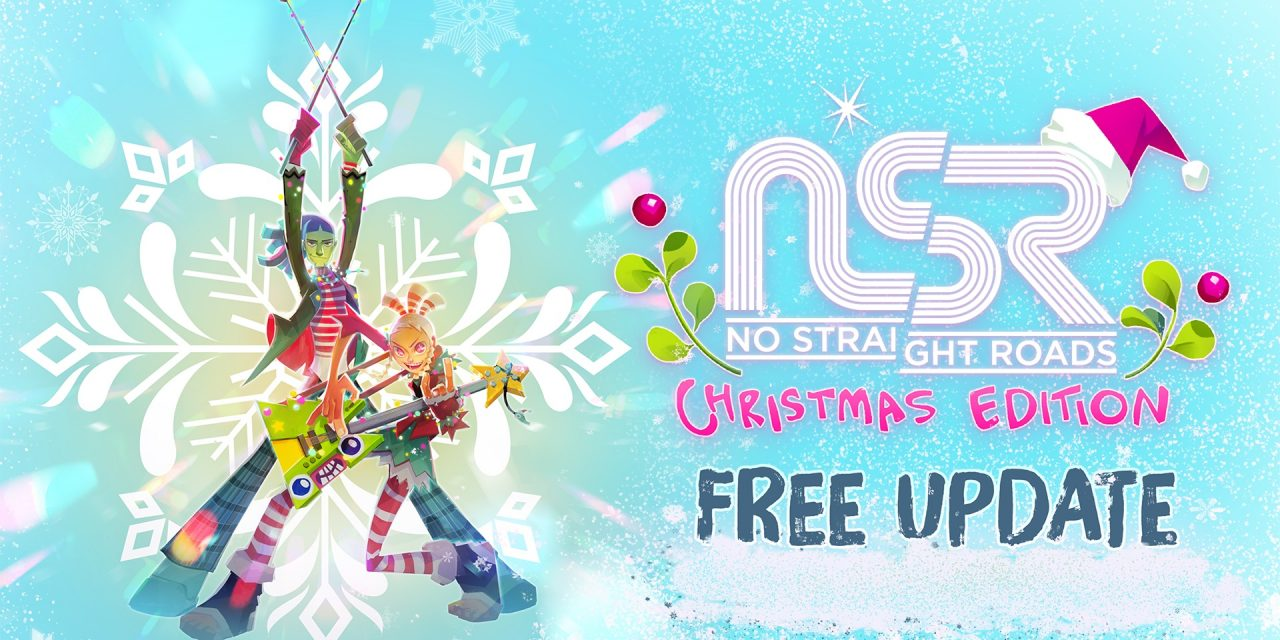 No Straight Roads Gets Christmassy With Free Christmas Update